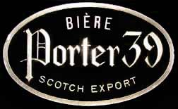 biere porter 39 scotch export